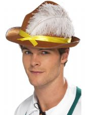 Around The World Bavarian Hat